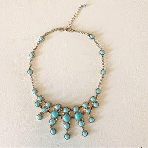 Banana Republic Jewelry - Banana Republic Bib-Style Necklace